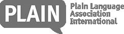 Plain Language Association Logo
